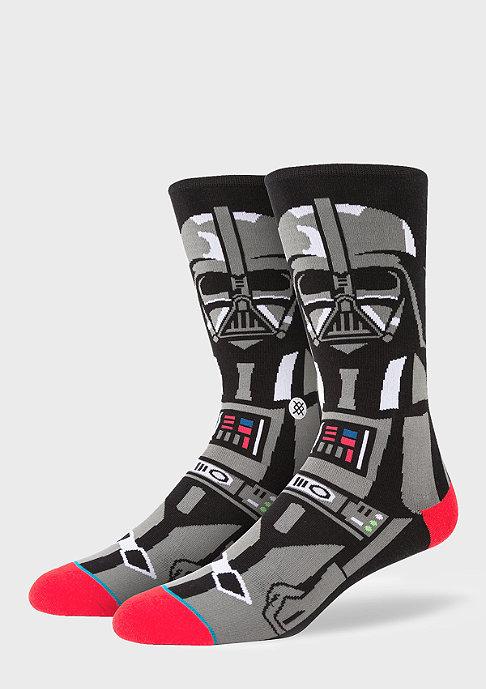 Stance Fashionsocke Vader black