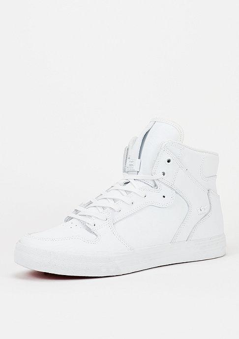 Supra Schuh Vaider Classic white/white/red