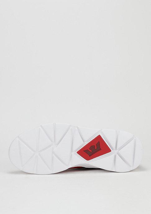 Supra Laufschuh Noiz red heather/white