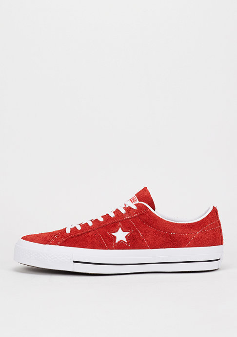 Converse CONS One Star LS Ox red/white/gum