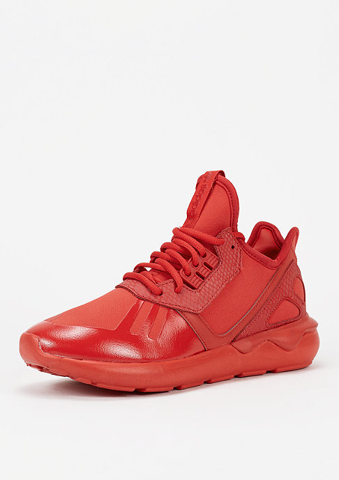adidas Schoen Tubular Runner lush red
