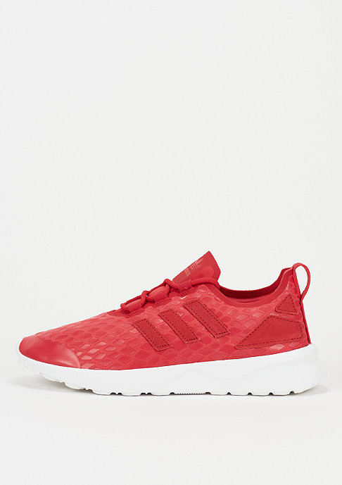 adidas ZX Flux Verve lush red