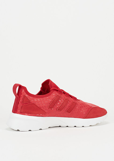adidas Laufschuh ZX Flux ADV Verve lush red