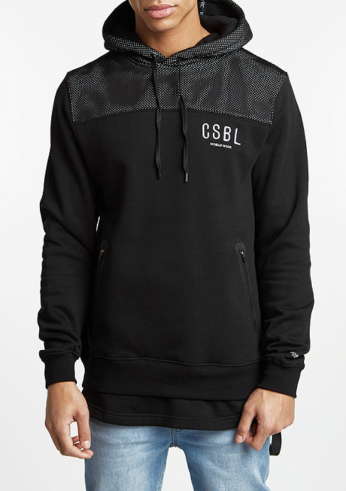 Cayler & Sons Hoodie CSBL Long black/white