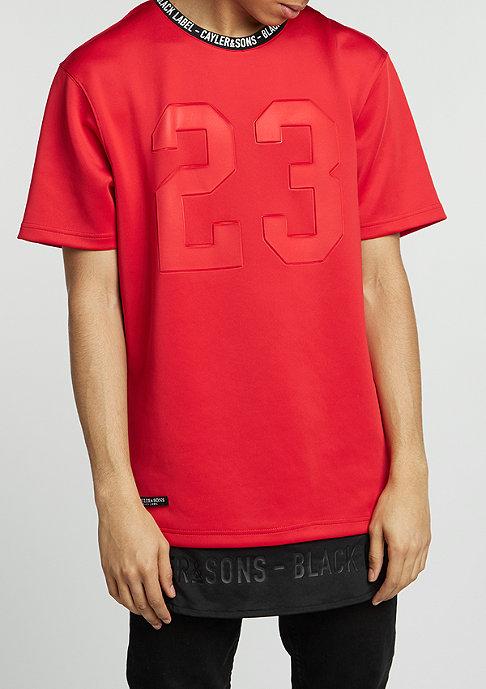 Cayler & Sons T-Shirt BL Legend Long red/black/white