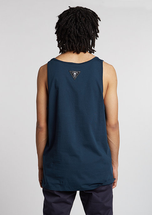 Cayler & Sons Tanktop WL Crew Strong navy/gold/white