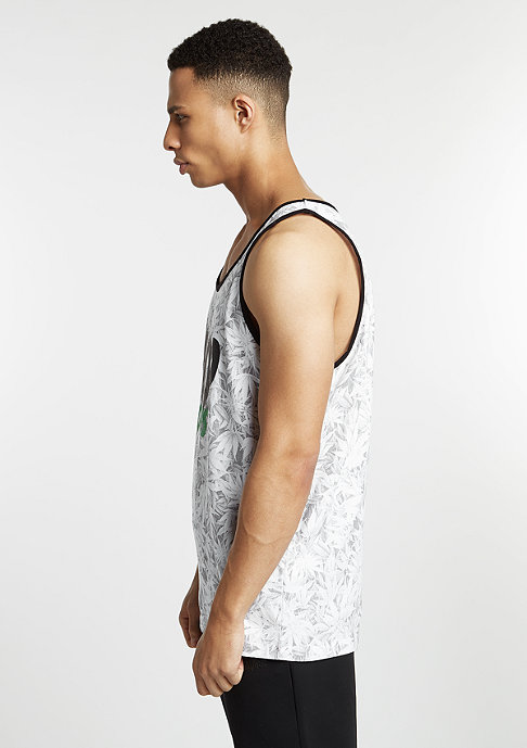 Cayler & Sons Tanktop Every Day white/black/green