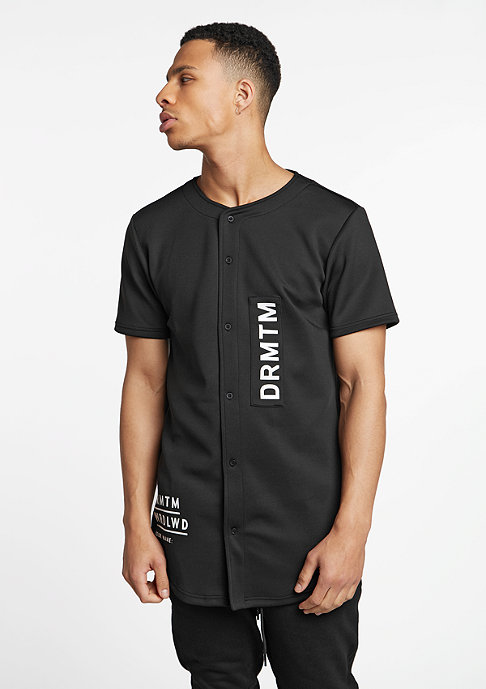 DRMTM T-Shirt Baseball Shortsleeve black