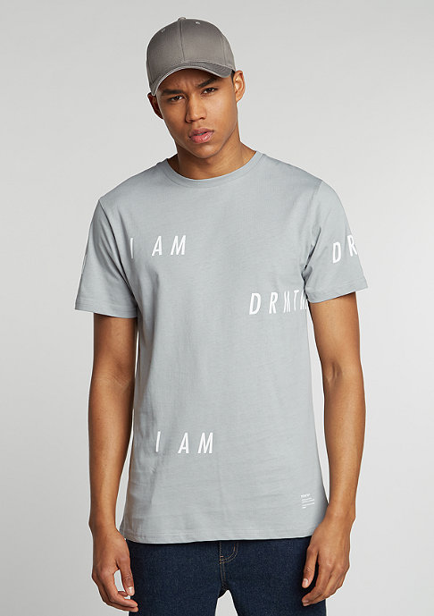 DRMTM T-Shirt I am pearl blue