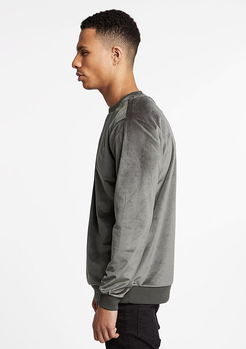 DRMTM Sweatshirt Savage Raglan grey