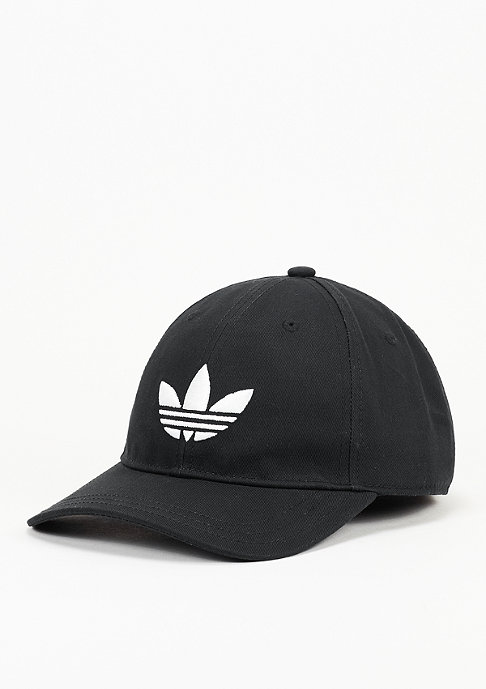 adidas Basceball-Cap Trefoil black
