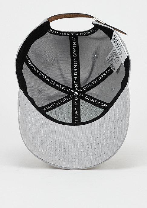 DRMTM Snapback-Cap D light grey