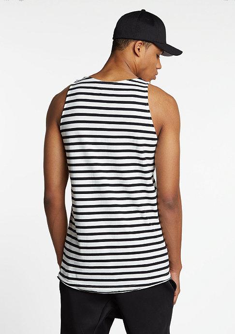 DRMTM Tanktop Stripe black/white