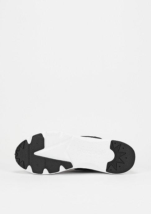 Reebok Laufschuh Furylite Slip-On Lux black/white