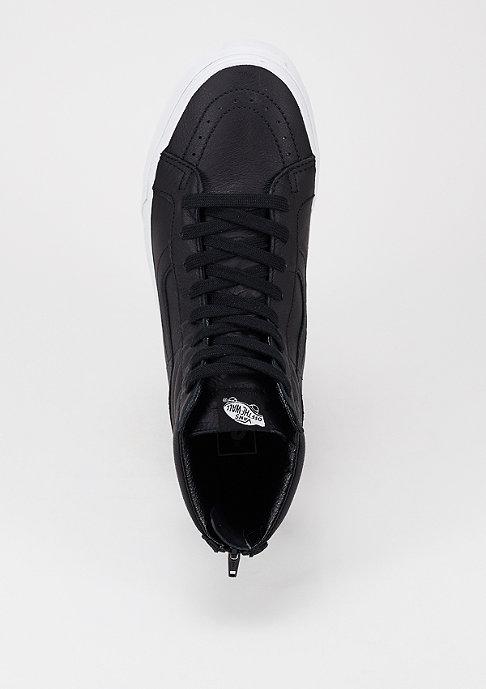 VANS Schoen Sk8-Hi Reissue Zip Premium Leather black/true white