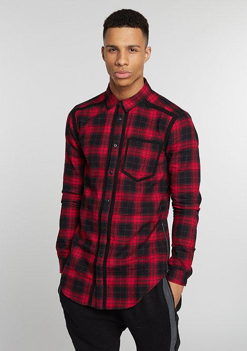 Black Kaviar BK Shirt Grimsby red