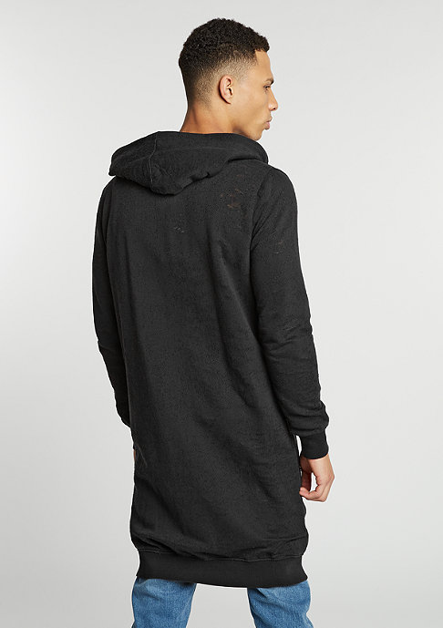 Black Kaviar Hooded-Sweatshirt Gilsen black