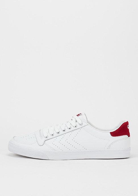 hummel Schoen Slimmer Stadil Ace white/red