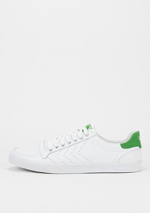 hummel Schoen Slimmer Stadil Ace white/green