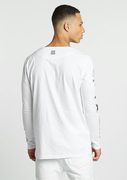 Black Kaviar Longsleeve Gardust white
