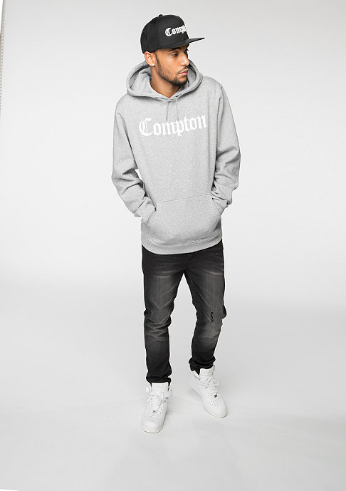 Mister Tee Compton heather grey