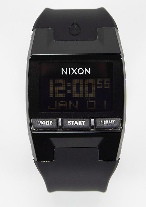 Nixon Horloge Comp black