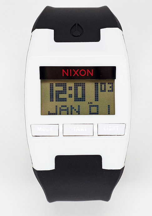 Nixon Horloge Comp white/black