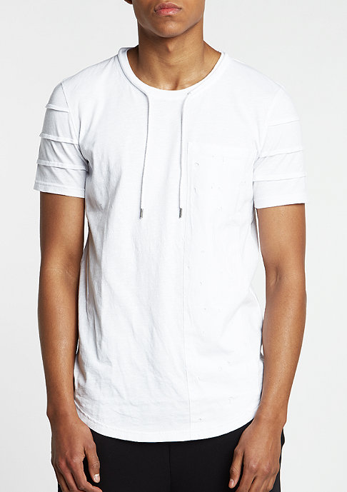 Black Kaviar T-Shirt Gariss white