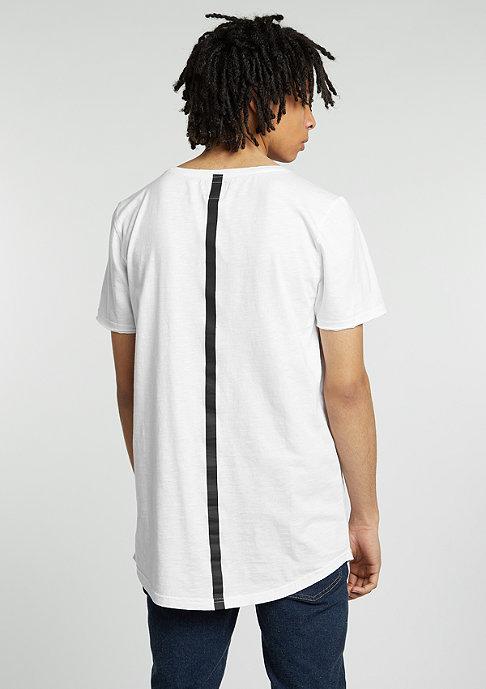 Black Kaviar T-Shirt Gothing white