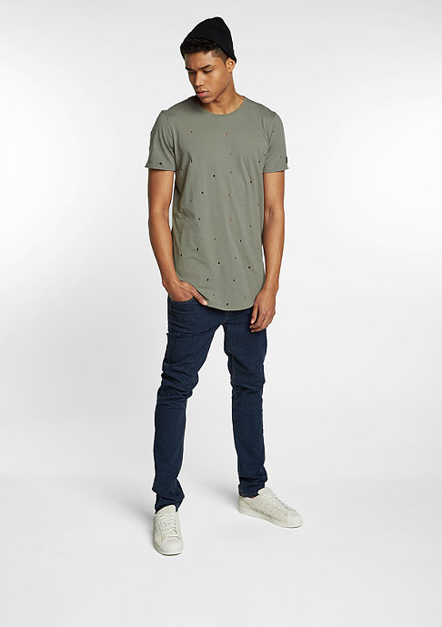 Black Kaviar T-Shirt Glazgo kaki