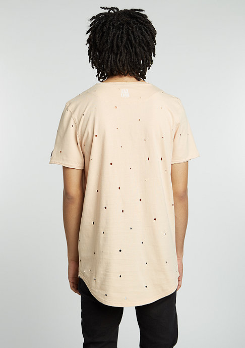 Black Kaviar T-Shirt Glazgo beige