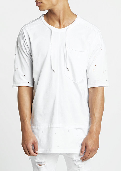 Black Kaviar T-Shirt Galatsi white
