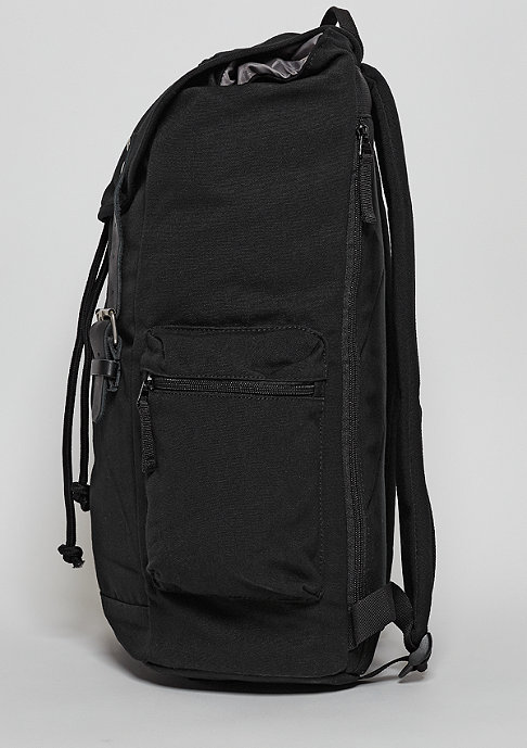 Ridgebake Rucksack Liam black/black leather