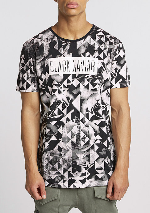 Black Kaviar T-Shirt Gyhurst white