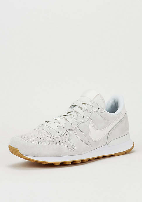 NIKE Laufschuh Internationalist Premium phantom/phantom/white