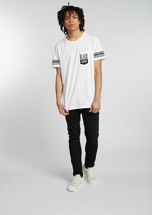 Black Kaviar T-Shirt Genova white