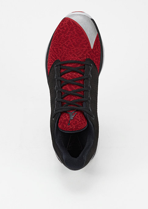 JORDAN Basketbalschoen Trainer ST black/gym red/wolf grey