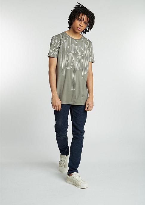 Black Kaviar T-Shirt Gawboy kaki