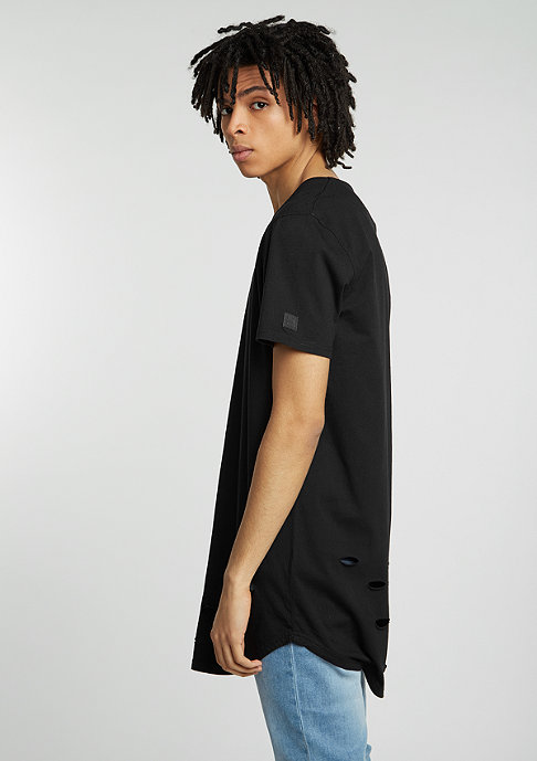 Black Kaviar T-Shirt Shelixol black