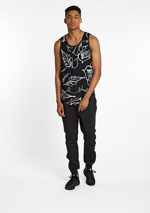 Black Kaviar Tanktop Grew black