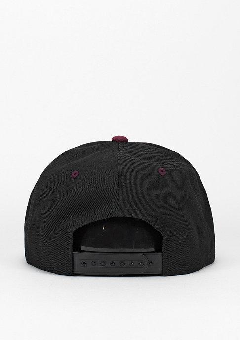 Mister Tee Snapback-Cap Aztec black/red