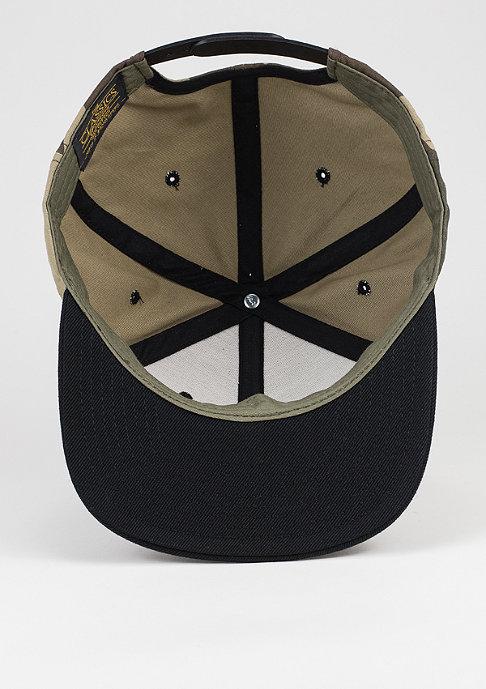 Flexfit Snapback-Cap Camouflge black/camo