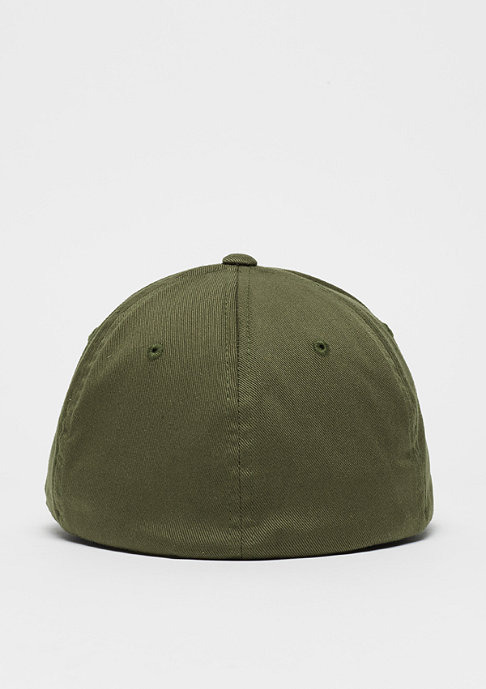 Flexfit Baseball-Cap Wooly Combed olive
