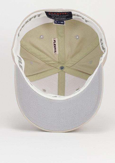 Flexfit Baseball-Cap Wooly Combed stone