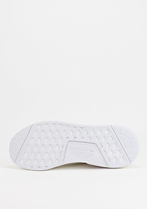 adidas NMD Runner white/white/core black