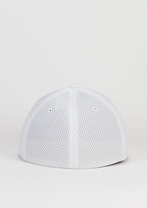 Flexfit Baseball-Cap Tactel Mesh white