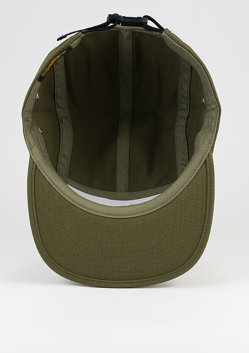 Flexfit 5-Panel-Caps Classic Jockey olive