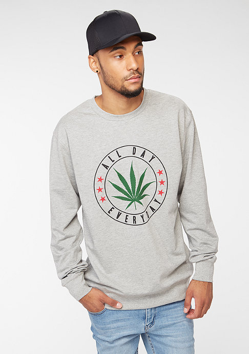 Mister Tee All Day heather grey