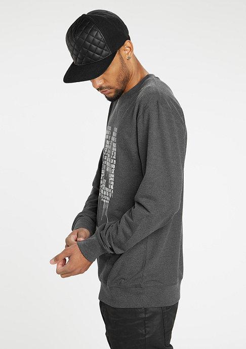Mister Tee Sweatshirt NinetyNine charcoal