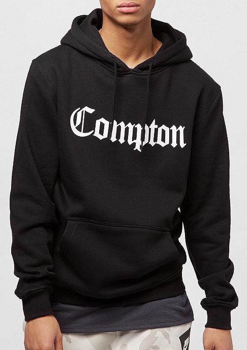 Artist by Mister Tee Hooded-Sweatshirt Compton black